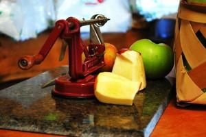 apple-peeler