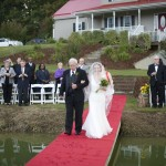Bride and Father of the Bride - Sunny Studios
