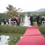 Wedding Ceremony - Justus Orchard - Sunny Studios